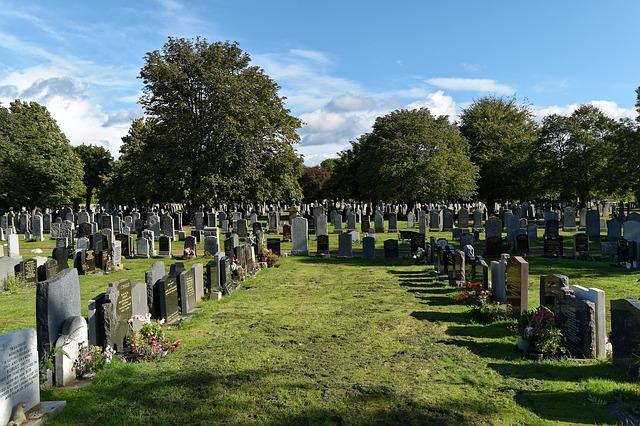 Sociální dávky – pohřebné
